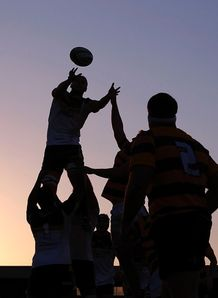 Brumbies lineout trial match 2014