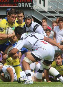 Jamie Cudmore Brive v Clermont Top 142014