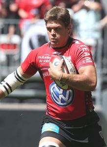 Juan Smith Toulon Top 14 2014