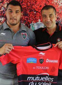 Karim Bougherara Toulon