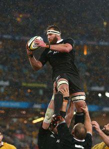 Kieran Read NZ v Aus Rugby Championship 2014