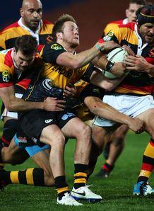 Marty Holah Waikato v Taranaki ITM Cup 2014