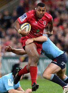 Samu Kerevi for the Reds