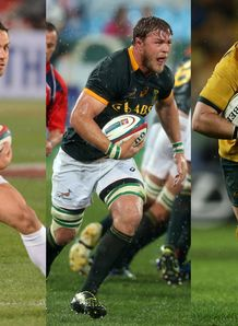 TEam of the week Rugby Championship round 1