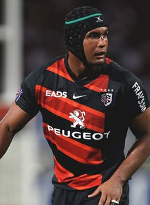 Thierry Dusautoir Toulouse top 14 2012