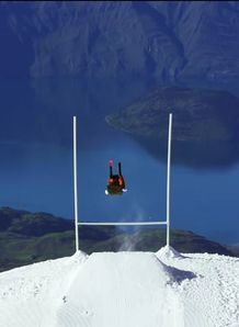 rugby skiing conversion
