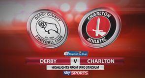 Derby 1-0 Charlton