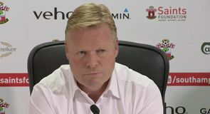 Koeman happy with Long capture