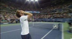 Murray v Djokovic - US Open 2012