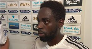 Confident performance from Swansea