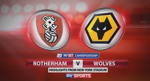 Rotherham 1-0 Wolves