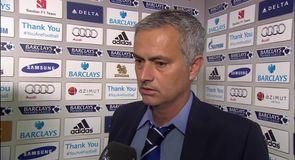 Chelsea v Leicester - Mourinho