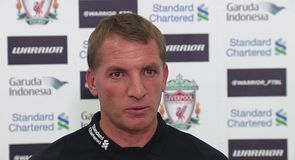 Rodgers happy with draw