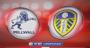 Millwall 2-0 Leeds