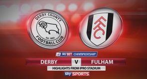 Derby 5-1 Fulham