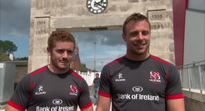 Ulster players ready for new season