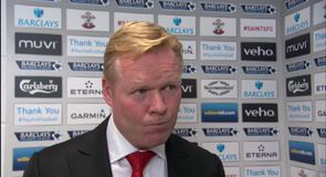 Koeman left frustrated