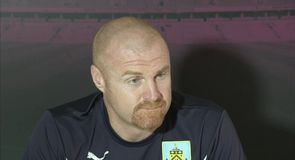 Dyche wary of United threat
