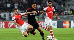 Besiktas v Arsenal