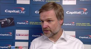 Pressley takes positives from defeat