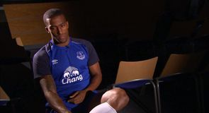 Distin on Soccer Saturday