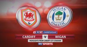 Cardiff 1-0 Wigan