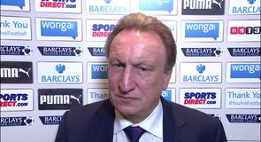 Newcastle v Crystal Palace - Warnock