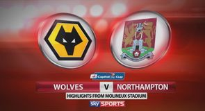 Wolves 2-3 Northampton