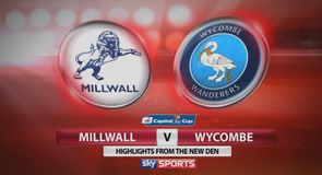 Millwall 1-0 Wycombe