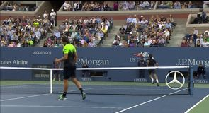 Matosevic v Federer - Highlights