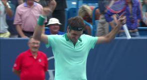 Federer wins 80th career title