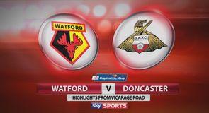 Watford 1-2 Doncaster