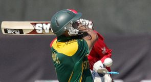 2nd ODI, Zim v SA