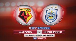Watford 4-2 Huddersfield