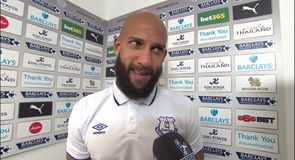 Howard: We're playing well