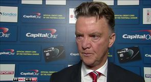 Van Gaal - We made big errors