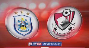 Huddersfield 0-4 Bournemouth