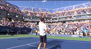 Djokovic cruises past Mathieu