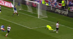 Derby 2-0 Rangers