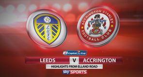 Leeds 2-1 Accrington