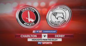 Charlton 3-2 Derby