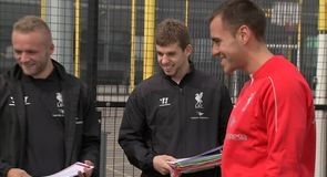 Flanagan excited by Balotelli arrival