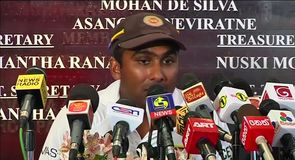 Right time for Jayawardene