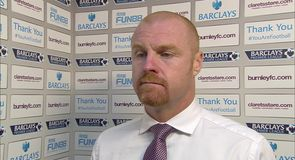 Dyche accepts difference in quality
