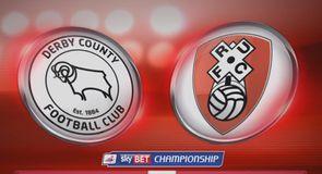 Derby 1-0 Rotherham