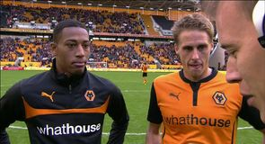 Wolves off to winning start