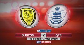 Burton 1-0 QPR