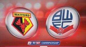 Watford 3-0 Bolton