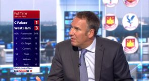 Merson - Palace looked lost