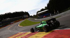 Belgian GP - P1 & P2 Highlights